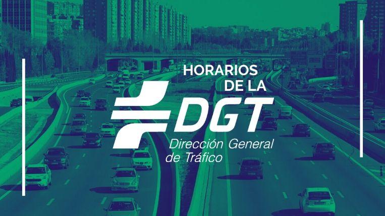 horarios de atención DGT